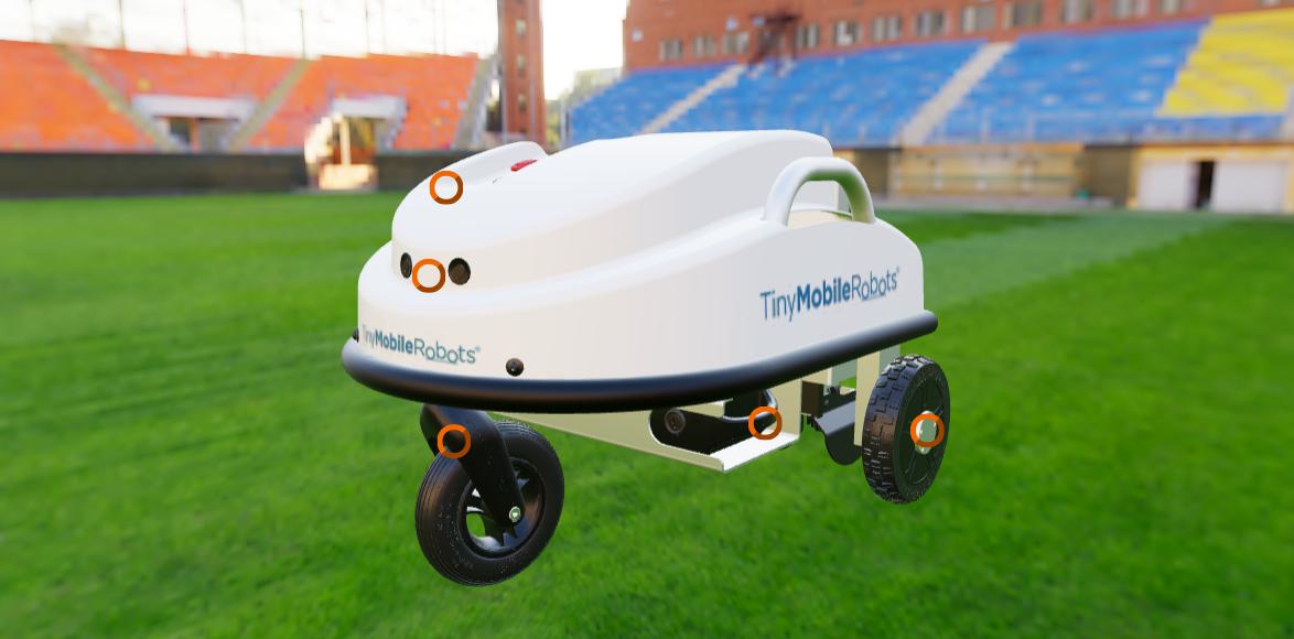 """Featured image for """"TinyMobileRobots"""""""